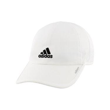 adidas adiZero II Hat - White/Black