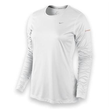 Nike Long Sleeve Miler Top