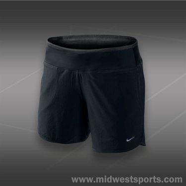 Nike Plus Size 6 Inch Short-Black