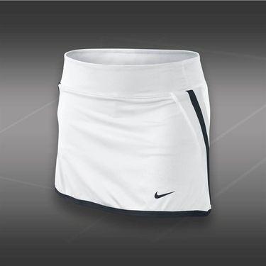 Nike Girls Power Skirt-White