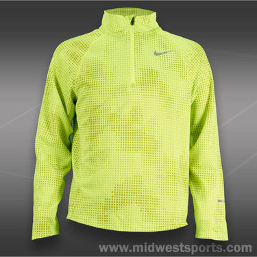 Nike Boys Element Jacquard Half Zip
