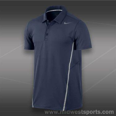 Nike Sphere Polo- Midnight Navy