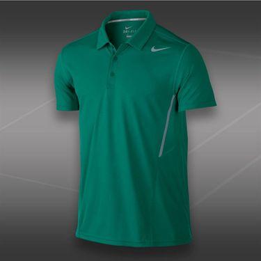 Nike Power UV Polo-Mystic Green