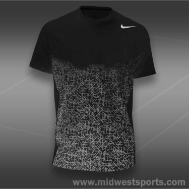 Nike Advantage Graphic Crew