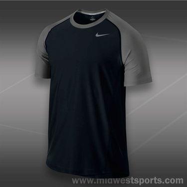 Nike Advantage UV Crew- Black