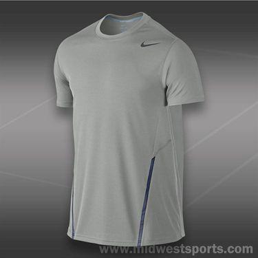 Nike Power UV Crew- Base Grey