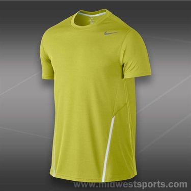 Nike Power UV Crew- Venom Green