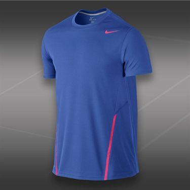 Nike Power UV Crew-Game Royal