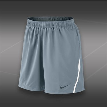 Nike Power 7 Inch Woven Short-Magnet Grey