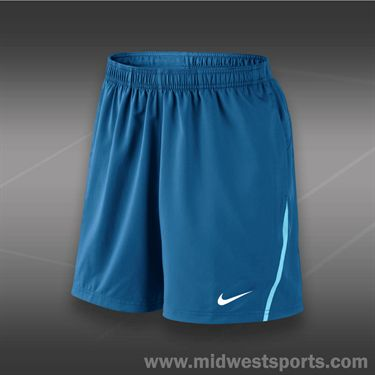 Nike Power 7 Inch Woven Short- Military Blue