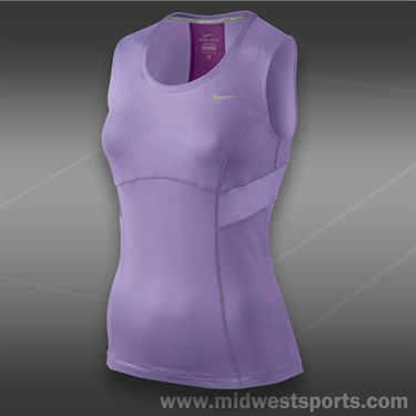 Nike Power Tank-Urban Lilac