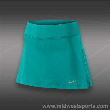 Nike Straight Knit Skirt-Turbo Green