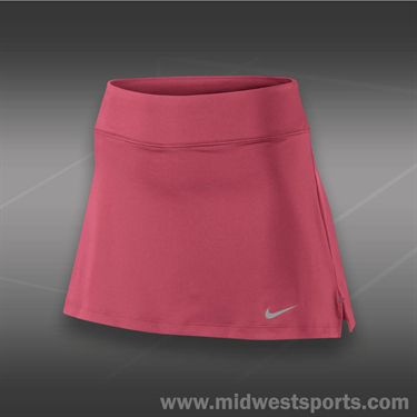 Nike Straight Knit Skirt-Geranium
