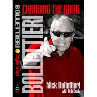 Changing the Game Book by Nick Bollettieri