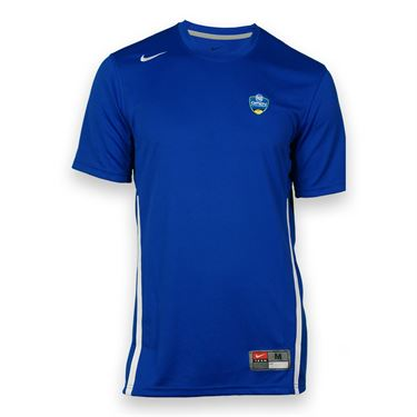 Nike Western and Southern Mens Rally Crew 2.0 - Royal/White