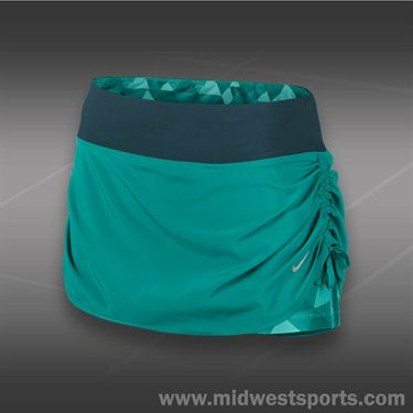 Nike Rival Stretch Woven Skirt-Turbo Green