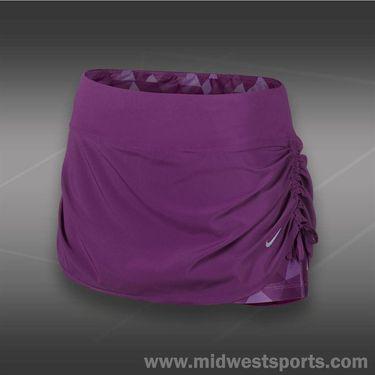 Nike Rival Stretch Woven Skirt-Bright Grape