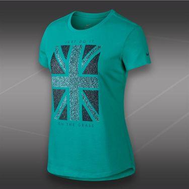 Nike Union Grass T-Shirt-Turbo Green