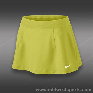 Nike Slam Skirt-Turbo Green