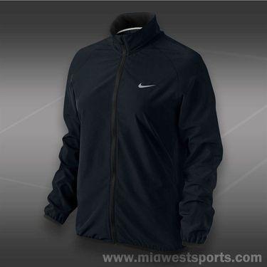 Nike Woven Full zip Jacket-Black