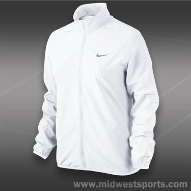Nike Woven Jacket-White