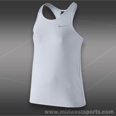 Nike Maria US Open Tank-Geyser Grey