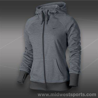 Nike All Time Hoody-Anthracite
