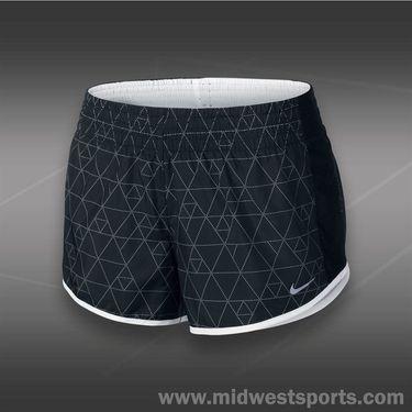 Nike Printed Racer Short- Black