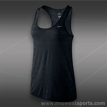 Nike Dri-FIT Touch Breeze Tank-Black