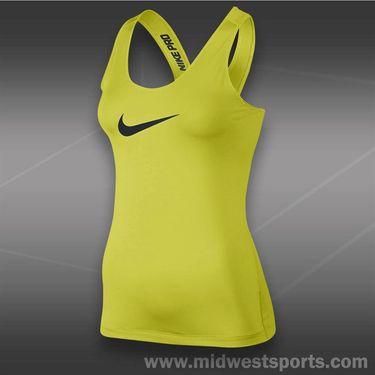 Nike Pro Tank-Venom Green