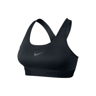 Nike Pro Classic Padded Bra -Black
