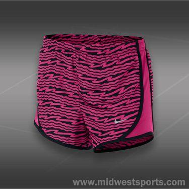 Nike  Girls Tempo GFX Short-Vivid Pink