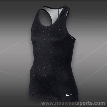 Nike Girls Sculpt GFX 2 Tank-Black