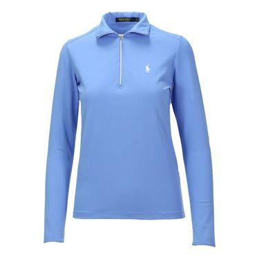 Polo Ralph Lauren Extreme Jersey 1/2 Zip - Gentry Blue