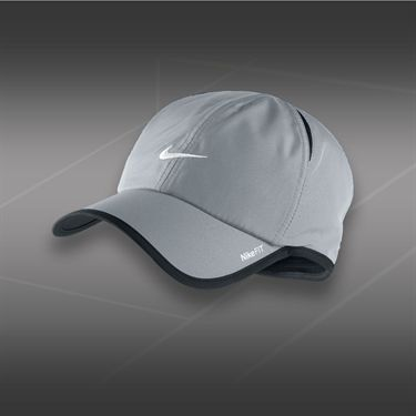 Nike Feather Light Hat-Stadium Grey