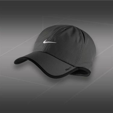 Nike Feather Light Hat Dark-Magnet Grey