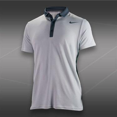 Nike Baseline Polo-Light Magnet Grey