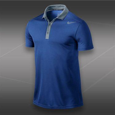 Nike Baseline Polo-Game Royal