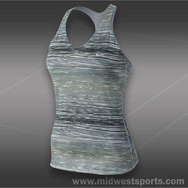Nike Advantage Printed Tank-Base Grey