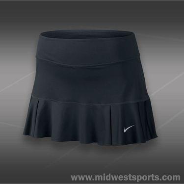 Nike Flirty Knit Skirt-Black