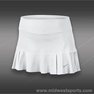 Nike Flirty Knit Skirt-White