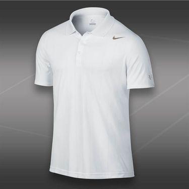 Nike Premier RF Polo-White