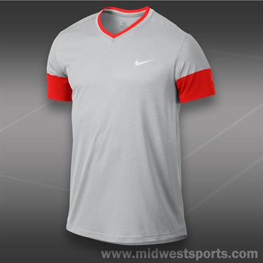 Nike Premier RF Crew- Grey Heather