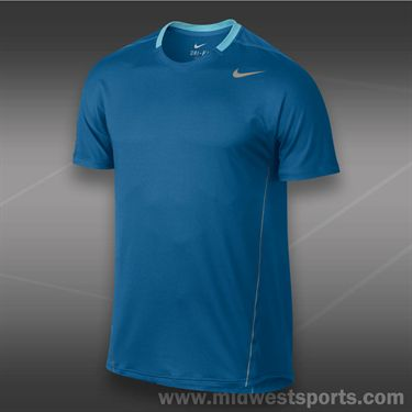 Nike Premier Rafa Crew- Military Blue