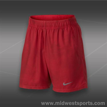 Nike Gladiator 8 Inch Short-Laser Crimson