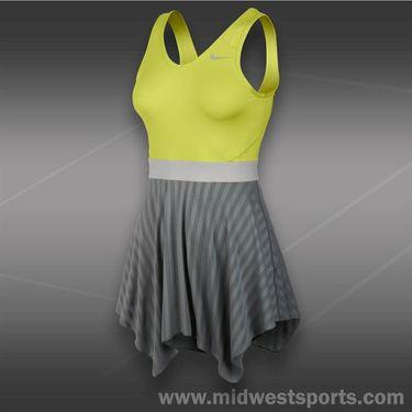 Nike Novelty Knit Dress-Venom Green