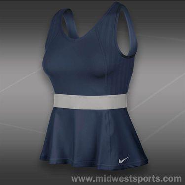 Nike Novelty Tank-Midnight Navy