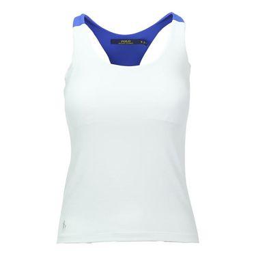 Polo Ralph Lauren Elite Wicking Jersey Tank - Pure White