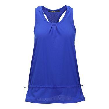 Polo Ralph Lauren High Tech Mesh Top - Diplomat Blue