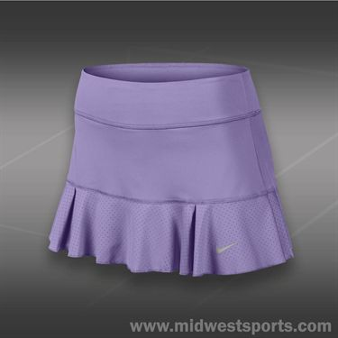 Nike Flirty Knit Skirt-Urban Lilac